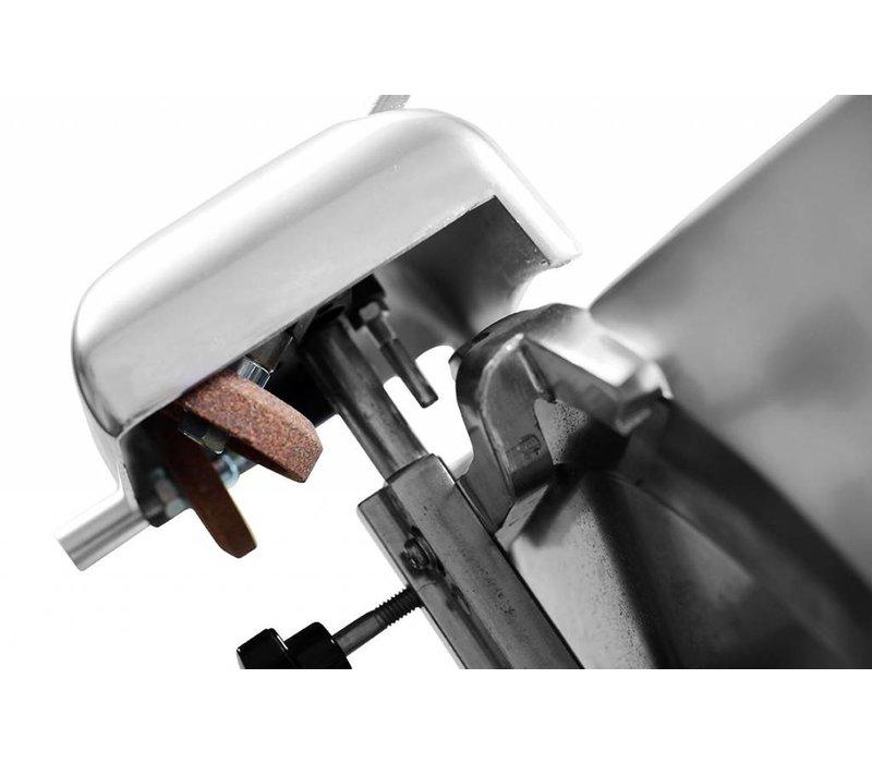 Hendi Meat Slicer Aluminium SUPERPRO | 230 | 420W | Ø300mm | 500x620x435 (H) mm