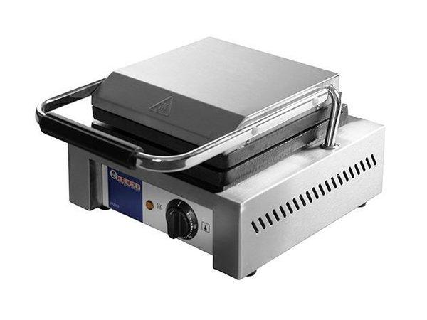 Hendi Wafelmaker Dubbel - met Anti Baklaag - voor Brusselse Wafels - 480x320x(H)226 mm - 1500W