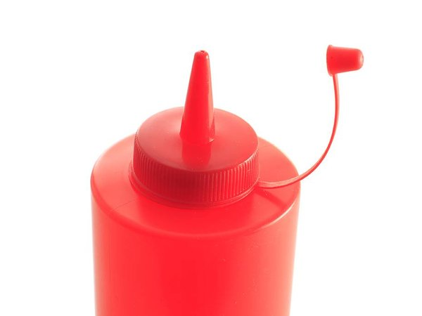 Hendi Dispenser bottle Transparency | 20 cl | PE cap PC | 50x (H) 185mm