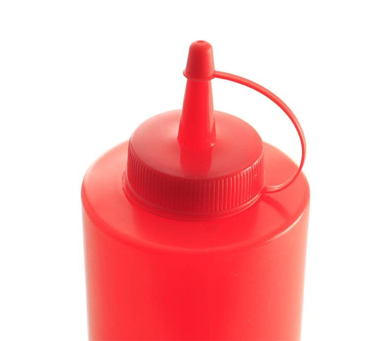 Hendi Dispenser Flacon Transparant | 20 cl  | PE dop PC | 50x(h)185mm