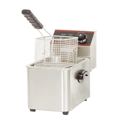 Caterchef ANGEBOT XXL Fritteuse | 5 Liter | 2kW | 385x240x (H) 310mm