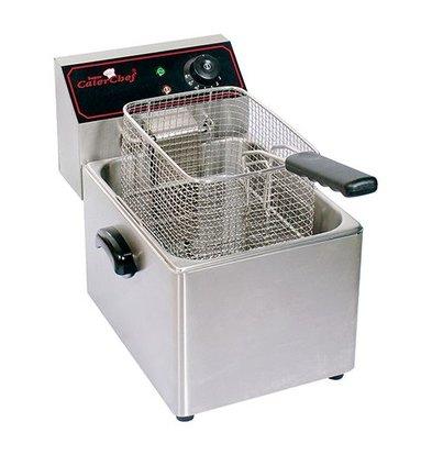 Caterchef Some Fryer | XXL OFFER! | 8 Liter | 3,3kW | 290x430x (H) 340mm