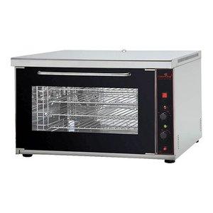 Caterchef Fan oven - 4 x 1 / 1GN - 88x64x55 (h)