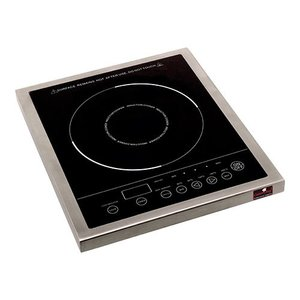 Caterchef Induction hob Tabletop - 31x38x5,3 (h) - 2000W