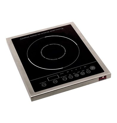 Caterchef Inductiekookplaat Tafelmodel - 31x38x5,3(h) - 2000W