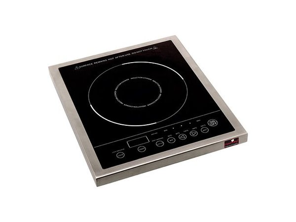 Caterchef Cooker Tabletop - 31x38x5,3 (h) - 2000W