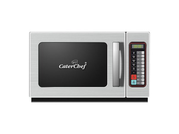 Caterchef Microwave PRO - Samsung Look a Like - 25 Liter - 1000W