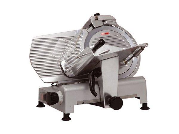 Caterchef Vleessnijmachine   230V   250W   Ø300mm   450x280x(H)320mm