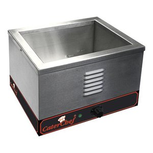 Caterchef Bain-Marie | 1/2 GN | 1000W | 370x310x (H) 270mm