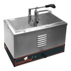 Caterchef Bain-Marie Soßendispenser 1/3 GN + Dispenser