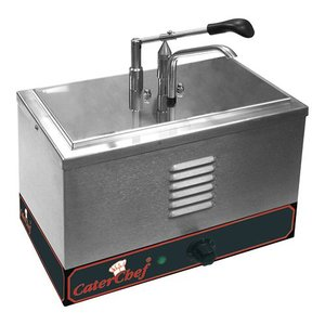 Caterchef Bain-Marie Sauzendispenser 1/3 GN + Dispenser