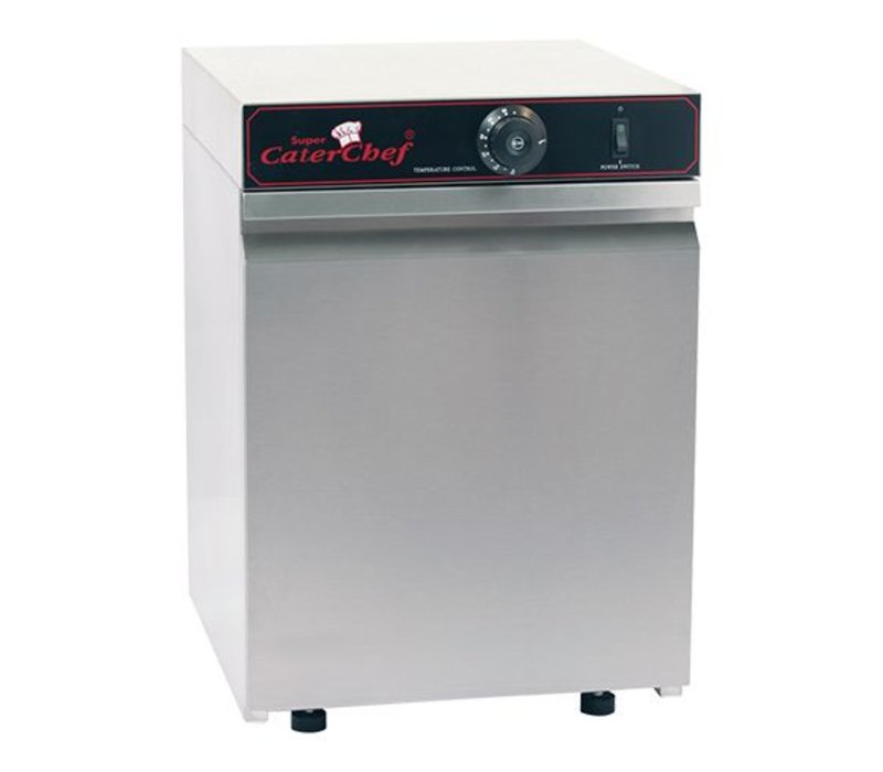 Caterchef Plate warmer for 30 plates - 400W - 41x38x (H) 52