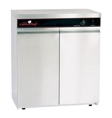 Caterchef Tellerwärmer - 120 Signs - 1250W - 75x45x (H) 85