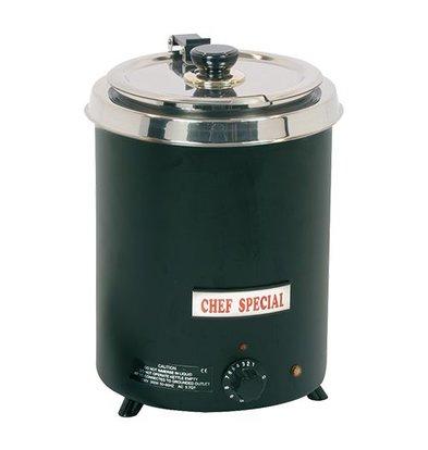 Caterchef Food Warmer 5.7 Liter Black