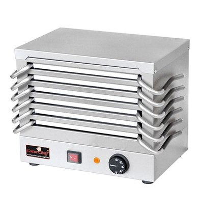 Caterchef Rechaud Platten - 6 Platten - 800W - 370x245x (H) 310 mm