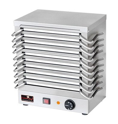 Caterchef Rechaud Platen - 10 Platen - 1200W - 370x245x(H)440mm