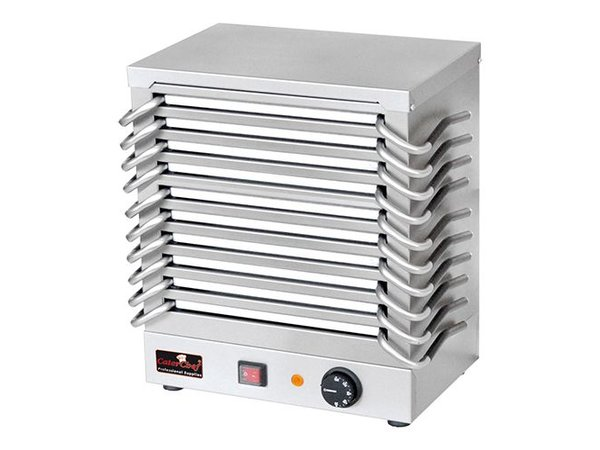 Caterchef Rechaud Platten - 10 Platten - 1200W - 370x245x (H) 440mm