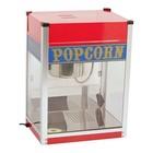 Caterchef Popcorn-Maschine | Edelstahl | 1,5 kW | mit Beleuchtung | Fat Tray | 520x380x (H) 690mm