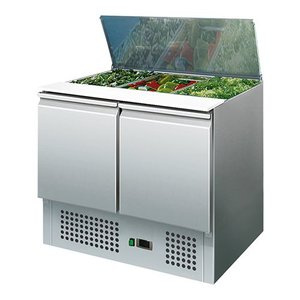 CaterCool Saladette - 90x70x(h)85cm