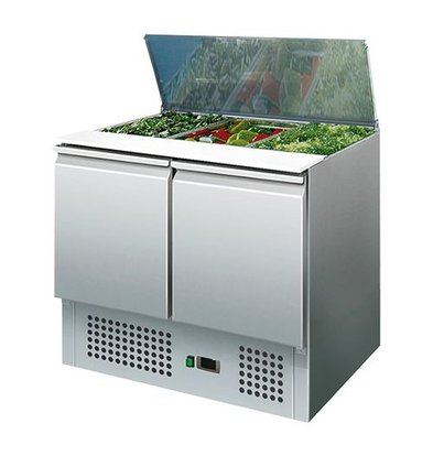 CaterCool Saladette - 90x70x (h) 85cm