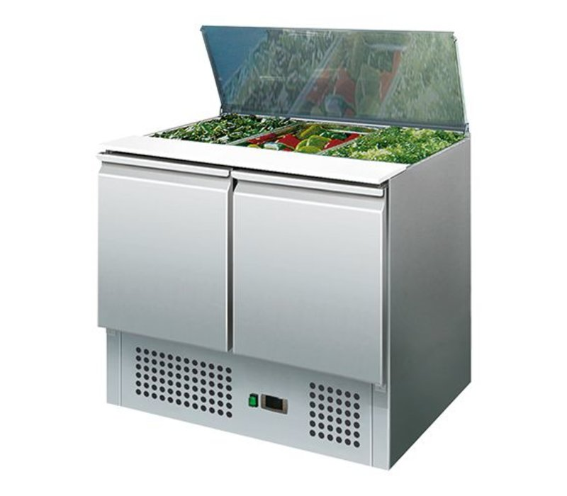 CaterCool Saladette - 90x70x (h) 85cm