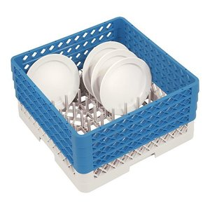CaterRacks Plates Basket 50x50x26 (h) + 4x design edge