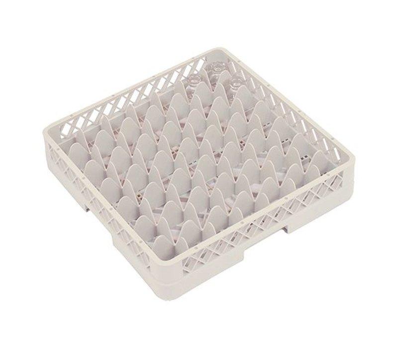 CaterRacks Beakers basket - 49 boxes - (H) 8.5 cm - 6.3 cm diameter