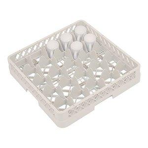 CaterRacks Beakers basket - 25 boxes - (H) 8.5 cm - 9 cm diameter