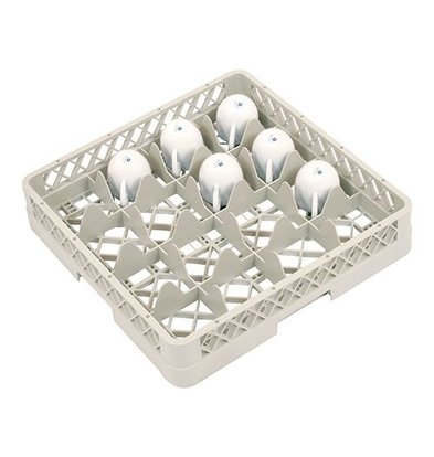CaterRacks Beakers basket - 16 boxes - (H) 8.5 cm - 11.2 cm diameter