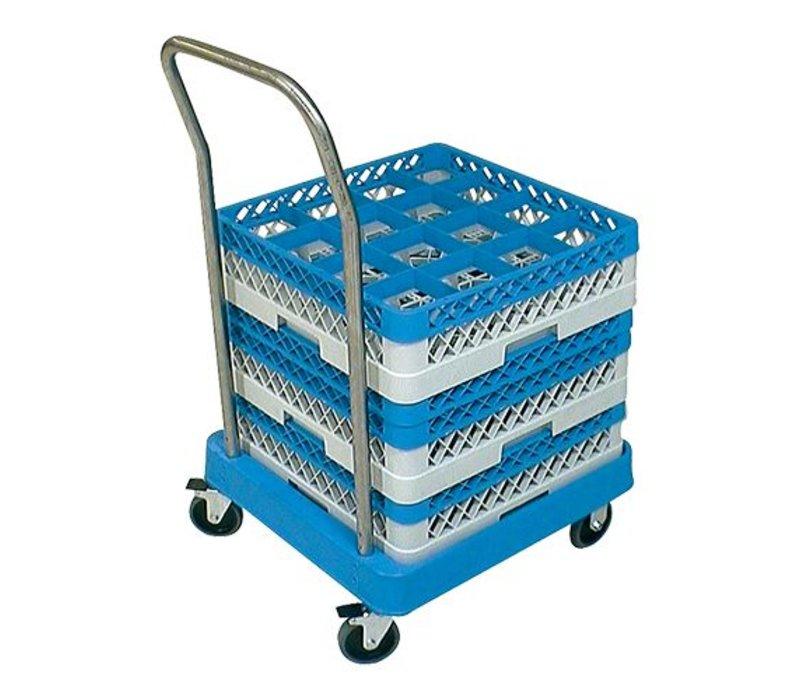 CaterRacks Carts Geschirrkörbe - mit Griff - 850x520x (h) 520mm