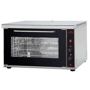 Caterchef Fan oven - 4 x 40x60cm - 88x64x55 (h)