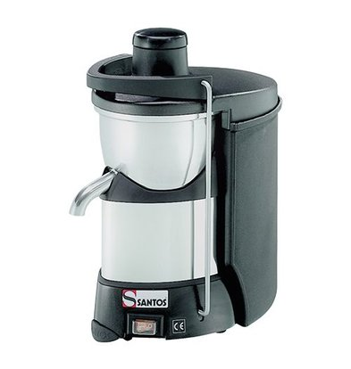 Santos Juicer Santos - Compact - Stainless steel / plastic - 230V / 800W - 260x470x (H) 450mm