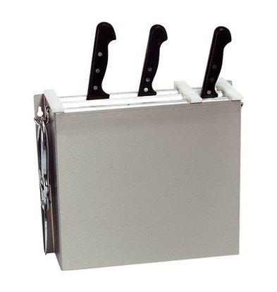 Emga Knife Rack - Edelstahl - Hanging Modell