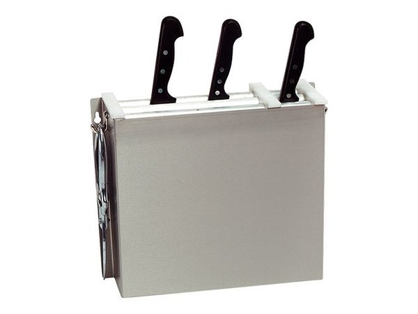 Emga Knife rack - Stainless Steel - Hanging Model