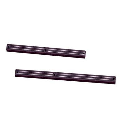 Emga Messer Magnet Kunststpof Basis mit zwei Magnetstreifen - 45cm