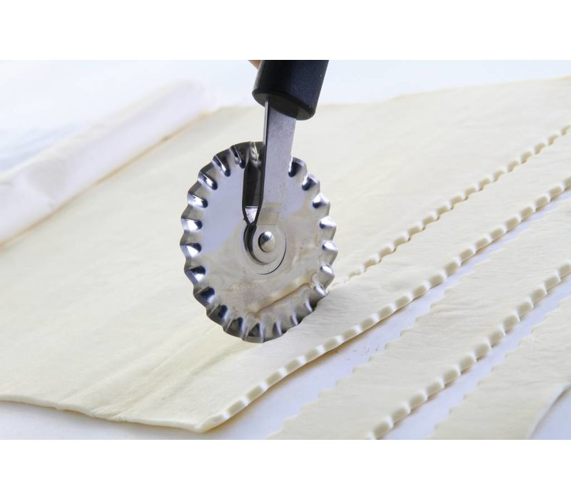 Hendi Dough cutter - Serrated blade