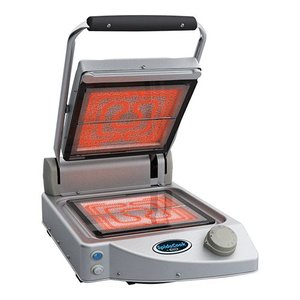 Unox Keramische Contactgrill - grill oppervlak - 25x25cm