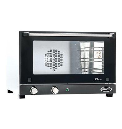 Unox Convection Oven - 600x580x (H) 400mm - LISA UNOX 10-3 x 460x330mm