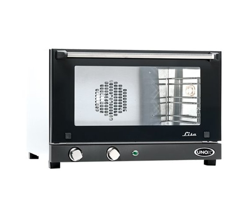 Unox Convection Oven - 600x580x (H) 400mm - LISA UNOX 03.10 x 460x330mm