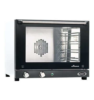Unox Convection Oven - 600x580x (H) 470mm - ANNA-UNOX 20-4 x 460x330mm