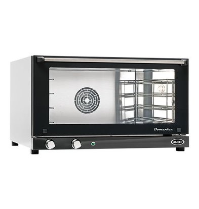 Unox Convection Oven - 800x750x (H) 480mm - 5300W - 400V - DOMENICA-UNOX 60-4 x 600x400mm