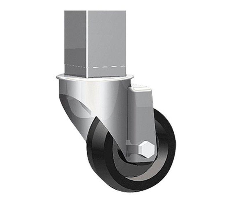 Unox Roller set for carriage Unox Oven - Miss Classic Line Digital