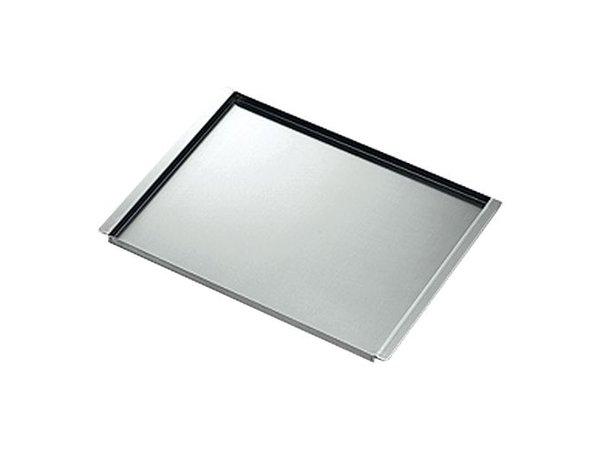 Unox Bakplaats | Aluminium | 1/1GN | 530x325x(H)x15mm