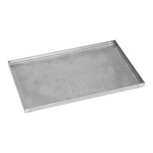 Unox Griddle | Aluminium | Perforated | 600x400mm
