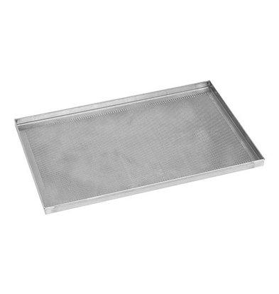 Unox Griddle   Aluminium   Perforated   600x400mm