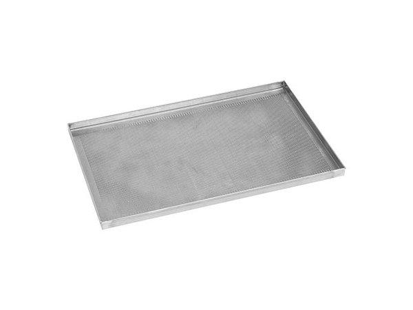 Unox Griddle   Aluminium   Perforiert   600x400mm
