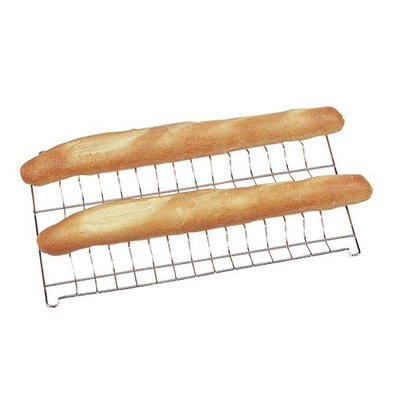 Unox Baguette Rooster   Chrome   600x400mm