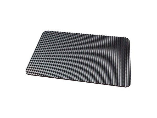 Unox Grill plate - Aluminium - Teflon Coating - 1 / 1GN