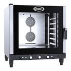 Unox Backofen mit Dampffunktion - 860x900x (H) 960 mm - 400 V - XB693 BakerLux Handbuch - 6 x 600x400mm