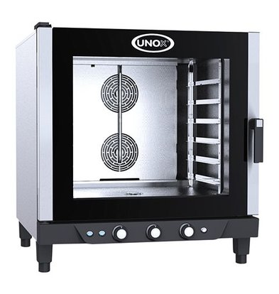 Unox Oven with steam function - 860x900x (H) 960mm - 400V - XB693 BakerLux Manual - 6 x 600x400mm
